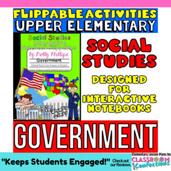 United States Government Interactive Notebook: US Governme