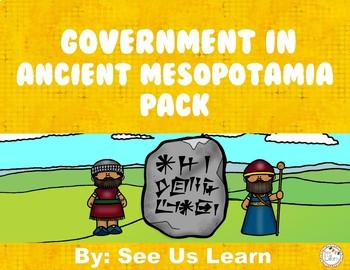 Government of Ancient Mesopotamia Pack