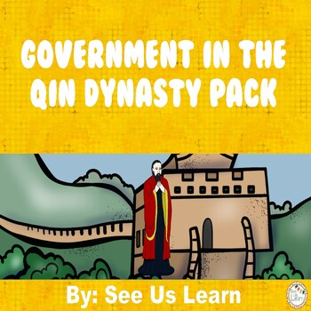 Government of Qin Dynasty China Pack