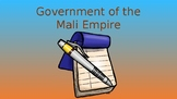 Government of the Mali Empire Pack