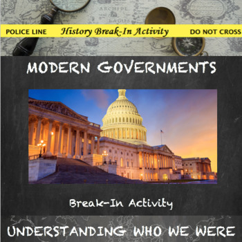 Governments of the Modern World Break In Activity