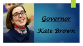 Governor Kate Brown (OR) Biography PowerPoint