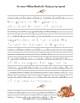 Governor William Bradford's Thanksgiving Speech-Copywork