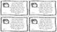 Gr 1 Math Journal Prompts/Topics Florida Standard B&W OA A