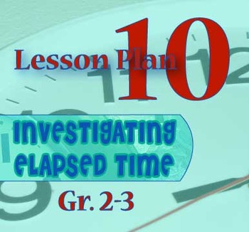 Gr. 2-3 Lesson 10 of 12: Introduction of Math Track(TM) Time Line