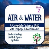 Air and Water: aligned to Ontario grade 2 curriculum