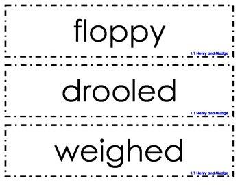 Gr. 2 Journey's Vocabulary cards