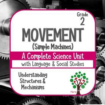 Simple Machines: aligned to Ontario grade 2 curriculum