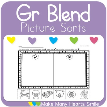 Gr Blend Mini Sorting Kit
