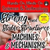 ONTARIO SCIENCE: GR. 3/4 STRONG AND STABLE STRUCTURES AND