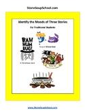 Gr 3 - 8 TS: Moods of 3 Stories: Xmas Carol, Peter Pan, Al
