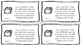 Gr 3 Math Journal Prompt/Topic Florida Standards MAFS B&W NF Number Fraction