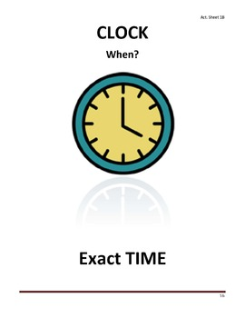 Gr. 4-5 Lesson 1 of 12: Introduction to Elapsed Time