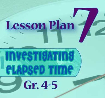 Gr. 4-5 Lesson 7 of 12: Kid Clock