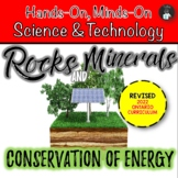 ONTARIO SCIENCE:COMBINED GRADES 4/5 ROCKS & MINERALS AND C