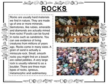 ONTARIO SCIENCE: GR. 4/5 ROCKS & MINERALS AND CONSERVATION OF ENERGY BUNDLE