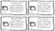 Gr 4 Math Journal Prompts/Topics Math Florida Standard MAFS B&W EVERY STANDARD