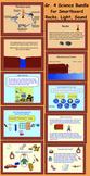 Gr 4 Science Bundle for Smartboard, Light, Sound, Rocks