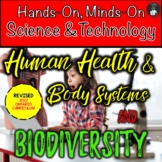 ONTARIO SCIENCE: Gr. 5/6 HUMAN ORGAN SYSTEMS AND BIODIVERS