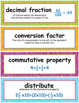 Gr 5 Module 4, Multiplication and Division of Fractions an