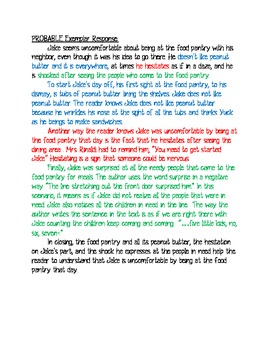 """Sleuth Reading Street, Gr. 5 Unit 2 Wk 3, The Ch'i-lin Purse, """"Peanut Butter..."""""""