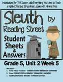 Sleuth Reading Street, Gr. 5 Unit 2 Wk 5 Midnight Ride of Paul Revere