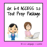 ESL Test Prep Package Gr. 6-8
