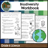 Biodiversity Workbook (Grade 6 Ontario Science)