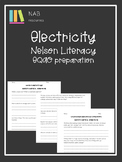 Gr. 6 Nelson Literacy Questions - Electricity - EQAO prep