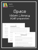 Gr. 6 Nelson Literacy Questions - Space - EQAO prep