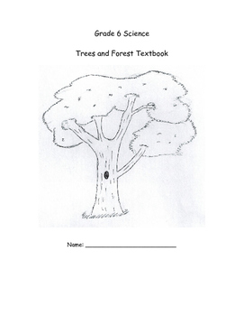 Gr. 6 Trees and Forests
