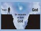 Gr 9 Religion - DE-Creation (from Creation, DeCreation, Re