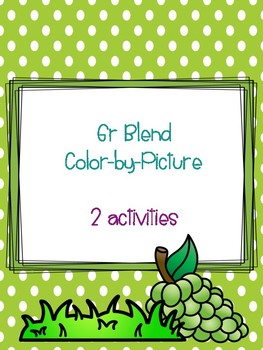 Gr Blend Color-by-Picture