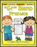 Gr Blend Practice Printables
