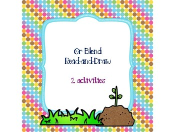 Gr Blend Read-and-Draw