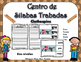 Gr Centro de Silabas Trabadas Grupos Consonanticos StationsBilingual Mrs.Partida