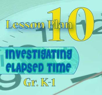 Gr. K-1 Lesson 10 of 12: Elapsed Time PROBLEM SOLVING (Hou