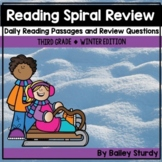 Gr3 Spiral Reading Review Winter Edition