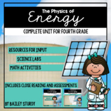 NGSS 4th Grade Energy Unit