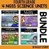 4th Grade NGSS Science Unit Bundle