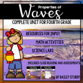 Gr4 NGSS Waves GLAD Unit