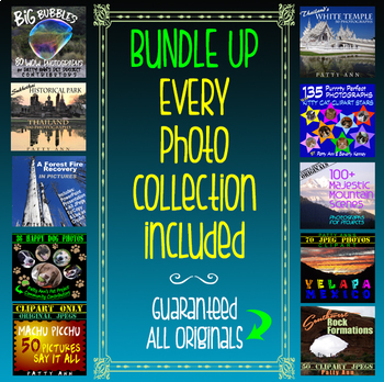 ORIGINAL PHOTOGRAPHY THEMES! Complete Bundled $AVING$ (Perpetual Package)