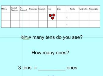 Grade 5 NYS Math Module 1 Lesson 1