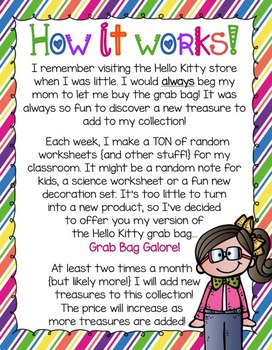 Grab Bag Galore - A Growing LOT of Random Goodies {2015 Edition}