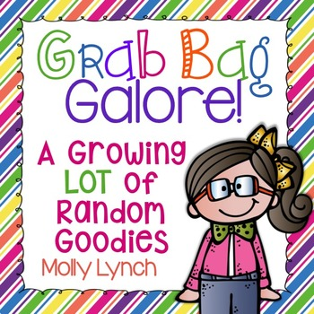 Grab Bag Galore - A Growing LOT of Random Goodies {2015 Edition}