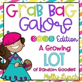 Grab Bag Galore - A Growing LOT of Random Goodies {2018 Edition}