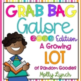 Grab Bag Galore - A Growing LOT of Random Goodies {2019 Edition}