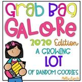 Grab Bag Galore - A Growing LOT of Random Goodies {2020 Edition}