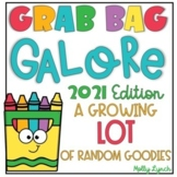 Grab Bag Galore - A Growing LOT of Random Goodies {2021 Edition}