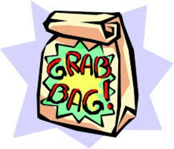 Grab Bag Partner Scene:  A Fun Middle School or Early High School Drama Activity